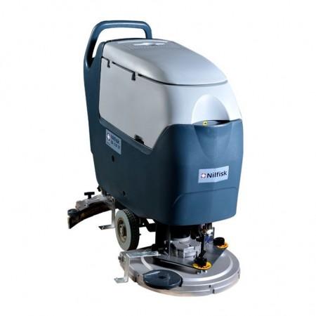02-Nilfisk Scrubber Machine