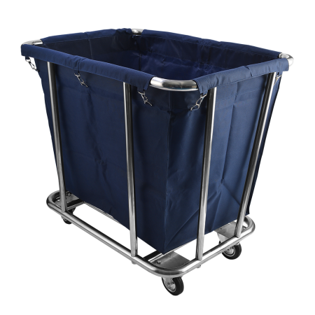 Expoxy Dirty Linen Trolley