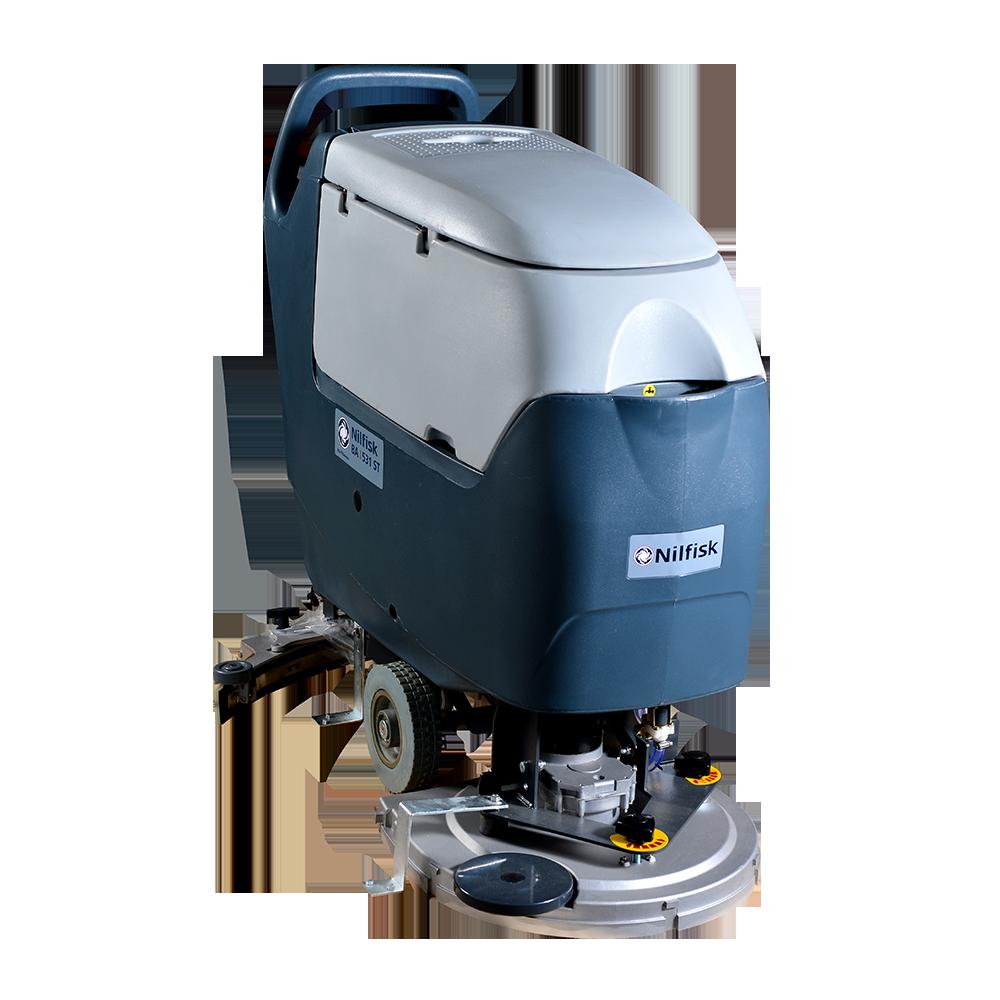 nilfisk scrubber machine
