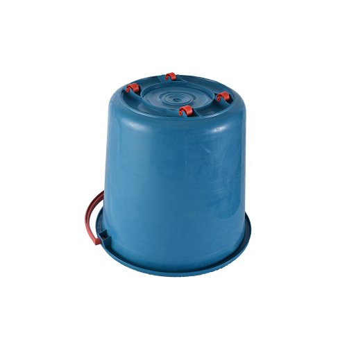 Pail 5 gal with wheel