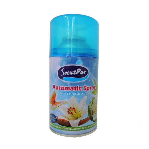 ScentPur Automatic Spray with Essential Oils