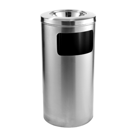 Stainless Steel Litter Bin Ashtray Top(RAB-040-SS)
