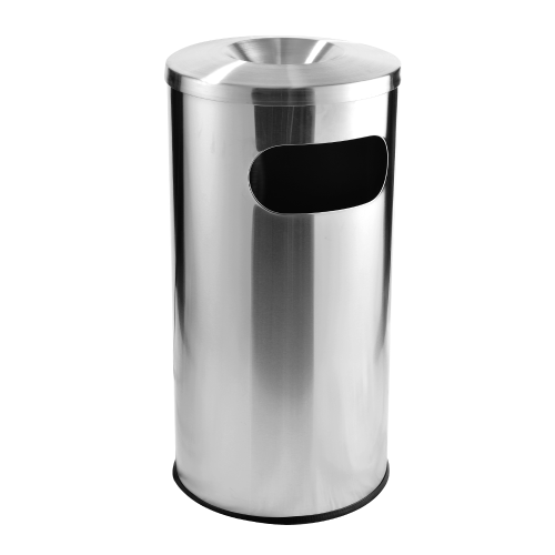 Stainless Steel Litter Bin Ashtray Top(Steel RAB-050-SS)