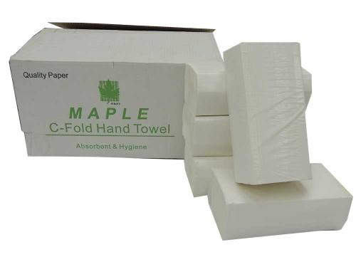 C-fold-hand-towel