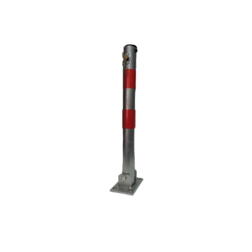 Adjustable parking pole