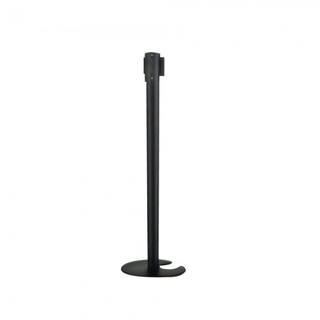 Black Metal Q Up Stand