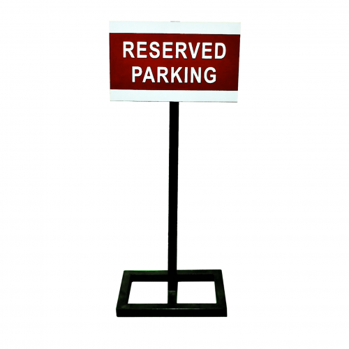 top-bins-reserved-parking-stand